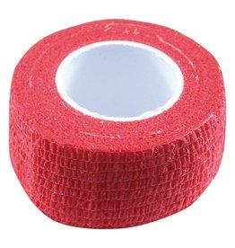 No Label Flex Wrap Red (2.5cm)