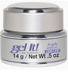 Ez Flow Gel Bright White it UV/LED 14g