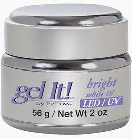Ez Flow Gel Bright White it UV/LED 56g