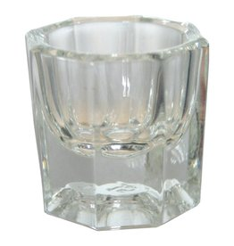 No Label Glass Dappen Dish