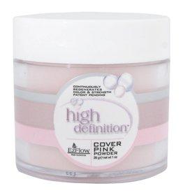 Ez Flow High Defenition Powder Cover Pink 21g