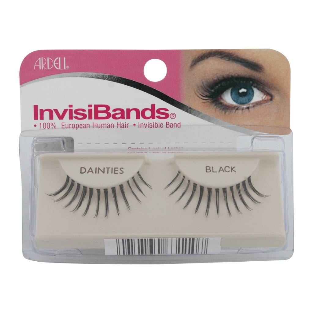 e5952f82ffe Ardell Invisibands Dainties Black - Nail Discount