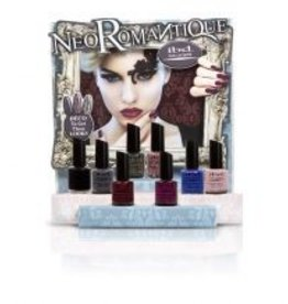 Ibd Lacquer Neo Romantique 24pcs in 8 pcs display