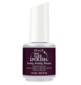 Ibd Just Gel Polish Pretty, Pretty, Please 14ml /0.5 Fluid Ounce