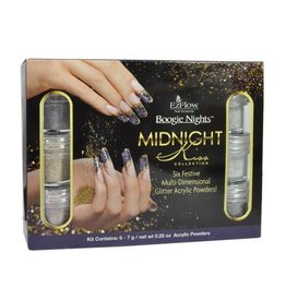 Ez Flow Boogie Nights Midnight Kiss Collection - Kit 6 pcs