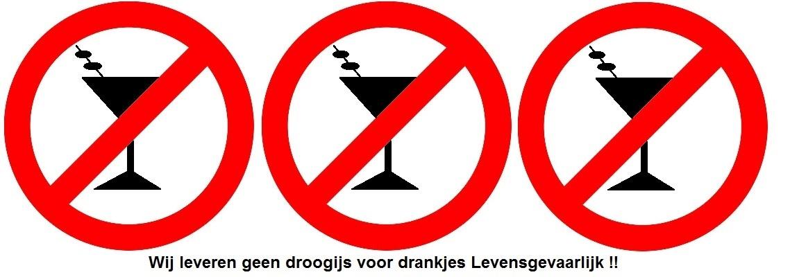 Drankjes - Droogijs