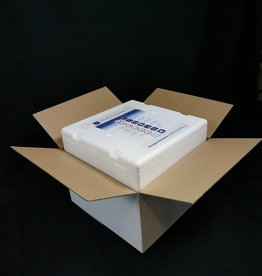 Cardboard box for box 10