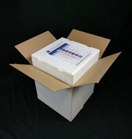 Cardboard box for box 25