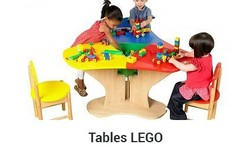 Table de jeux LEGO
