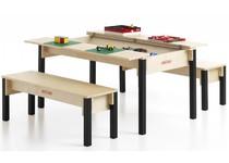 Table et bancs enfant