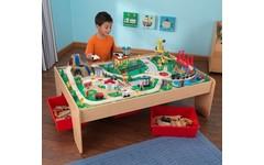 Table circuit train