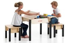 Table Lego salon