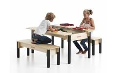 Table Lego bois