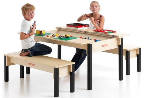 Grande table pour lego