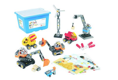 Ensemble Machines et mécanismes LEGO DUPLO