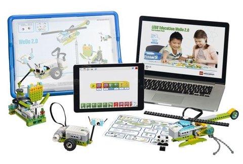 Ensemble de base LEGO Education WeDo 2.0