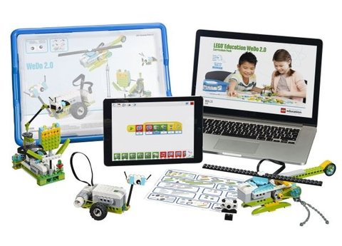 LEGO WeDo 2.0 ensemble de base