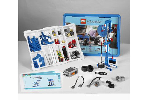 Kit de Machines simples et Motorisés LEGO