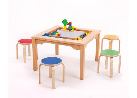 Table DUPLO avec chaises