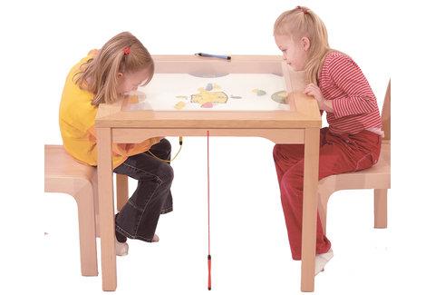 Table de jeu magnétique Souris
