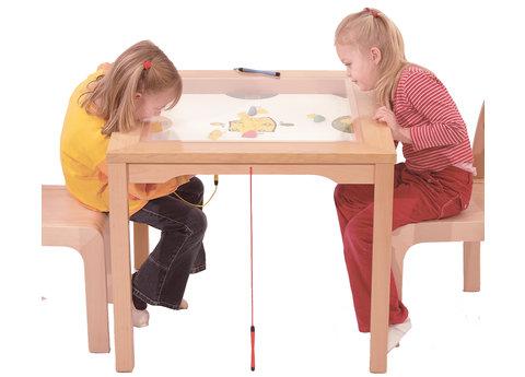 Table de jeu magnétique