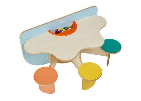 Table à jouer pour enfants