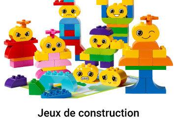 Jouets de construction pour coin enfant
