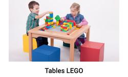 Table de jeux LEGO