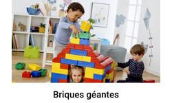 Briques Géantes