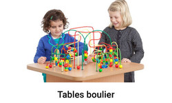 Table Boulier
