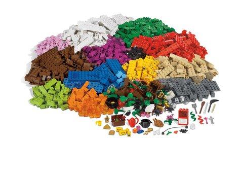 Ensemble xxl de briques LEGO