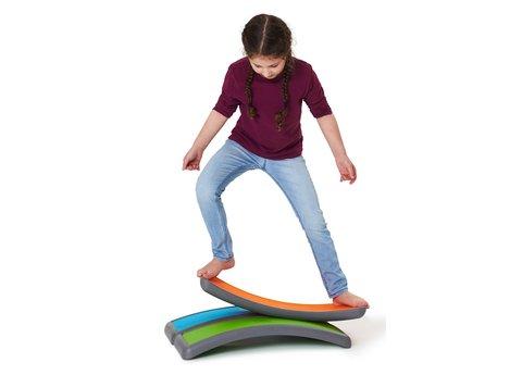 Planche équilibre enfant