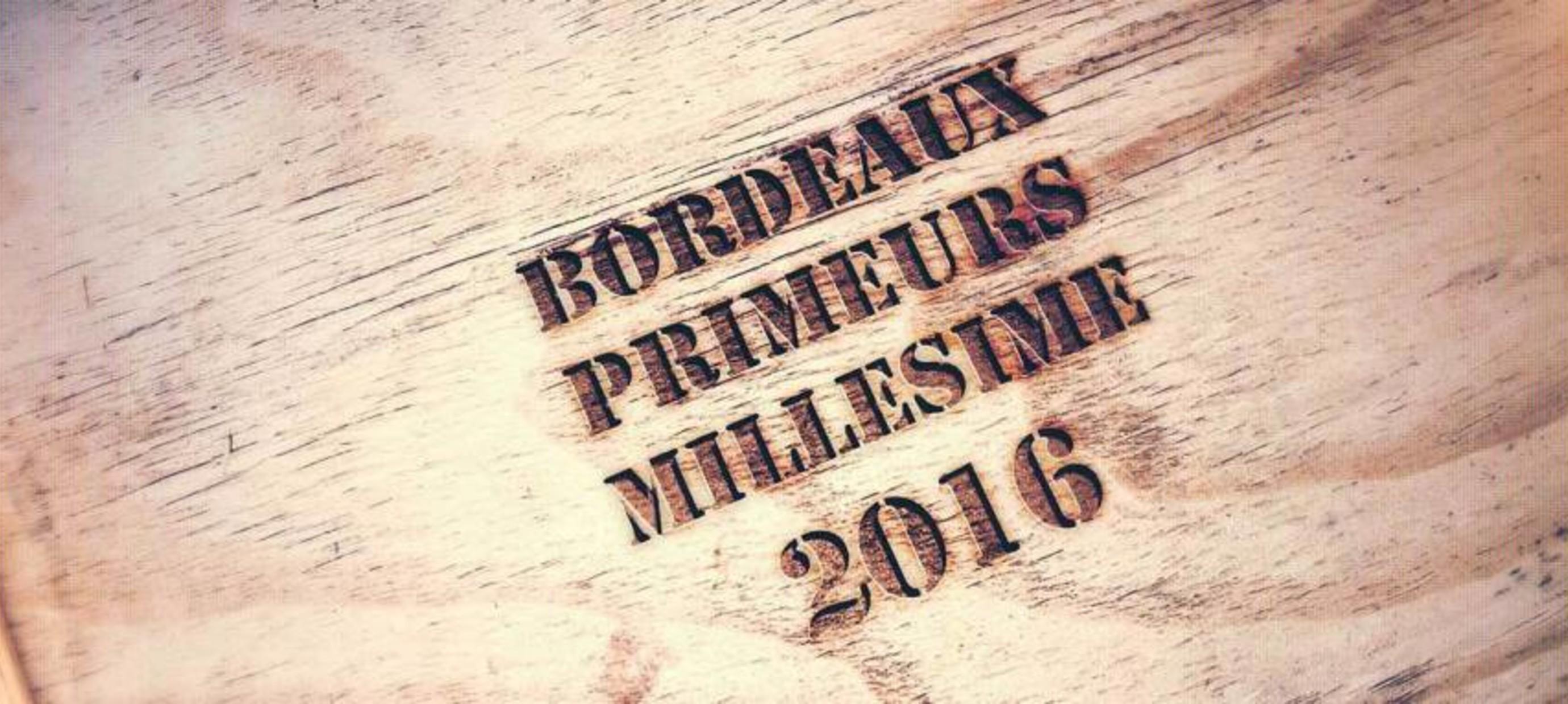 Bordeaux 2016 in Primeur