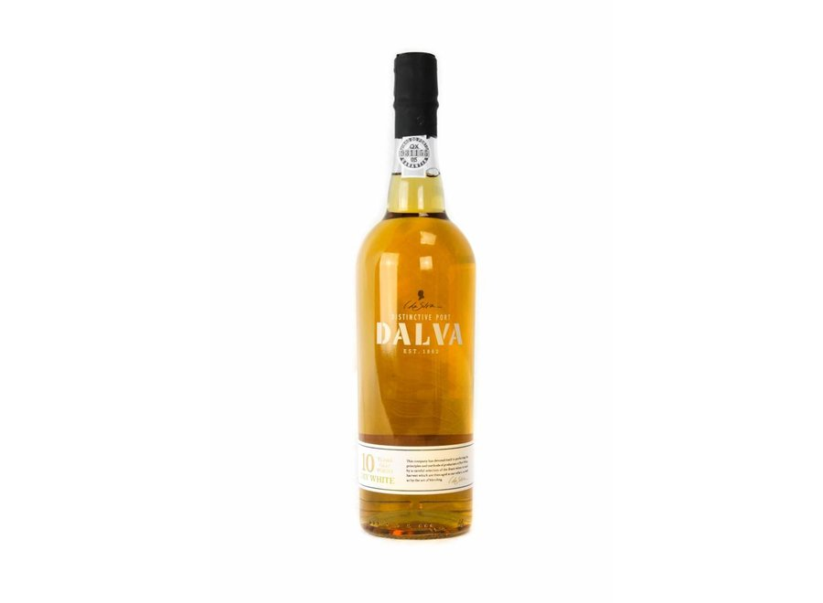 Porto DALVA 10 years Dry White