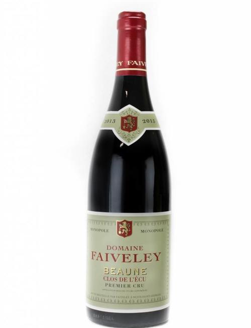 "Faiveley Domaine Faiveley - Beaune 1er Cru ""Clos de l'Ecu"" 2013 - Copy"