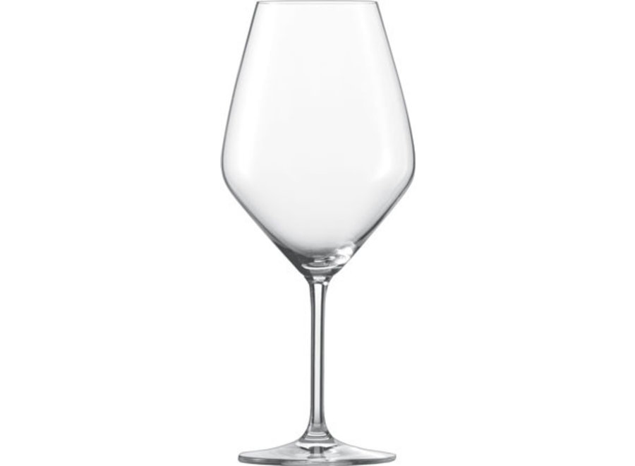 Rode wijnglazen Taste (6 stuks)