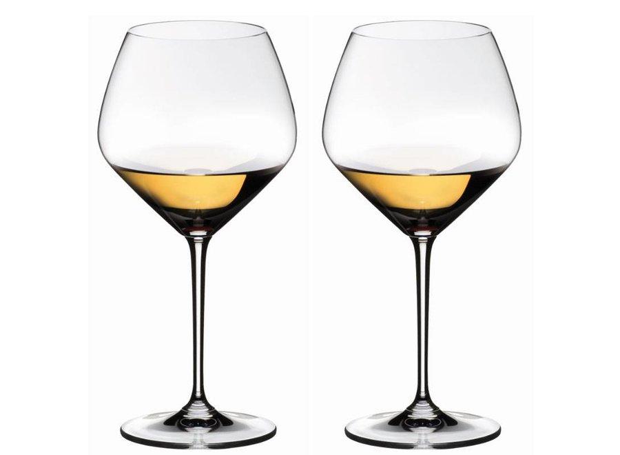 Extreme Chardonnay Oaked (2 glazen)