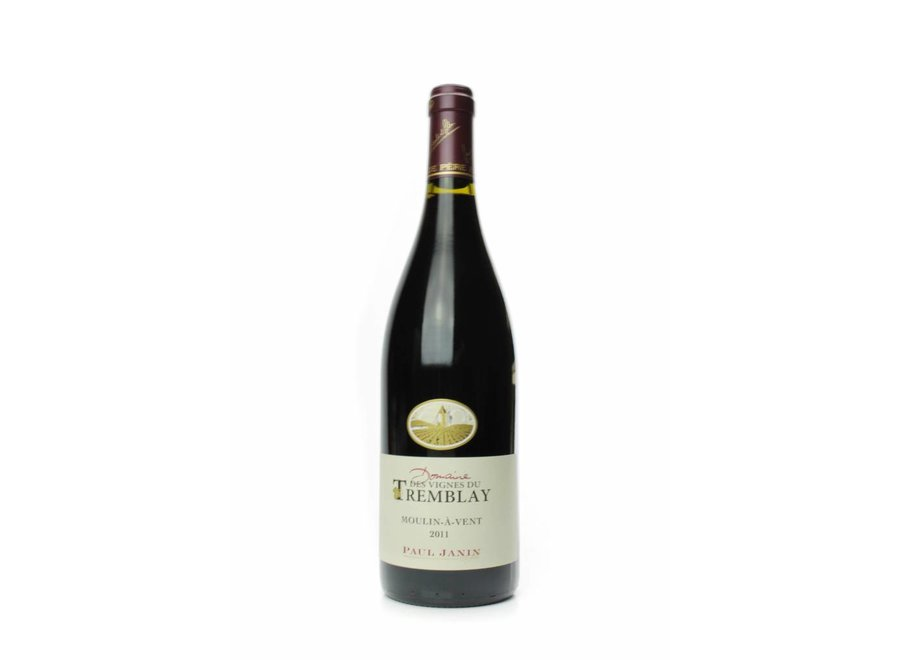 Les Vignes du Tremblay 2013 | Moulin-à-Vent