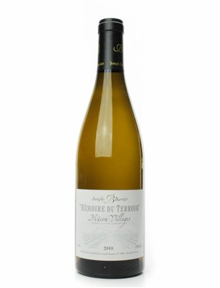 Joseph Burrier Mémoire du Terroir - Mâcon Villages 2015