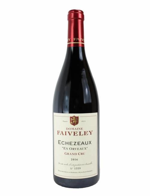 """Faiveley Domaine Faiveley - Echezeaux Grand Cru """"En Orveaux"""" - 2016"""