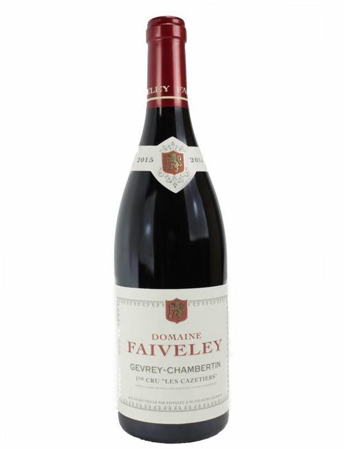 "Faiveley Domaine Faiveley - Gevrey Chambertin 1er Cru ""Les Cazetiers"" 2016"