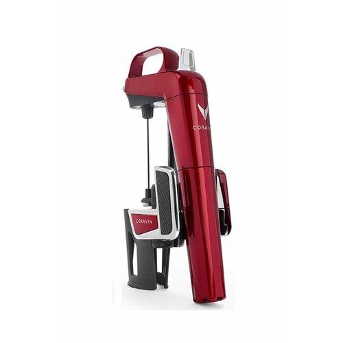 CORAVIN Model 2 Elite Cherry Red