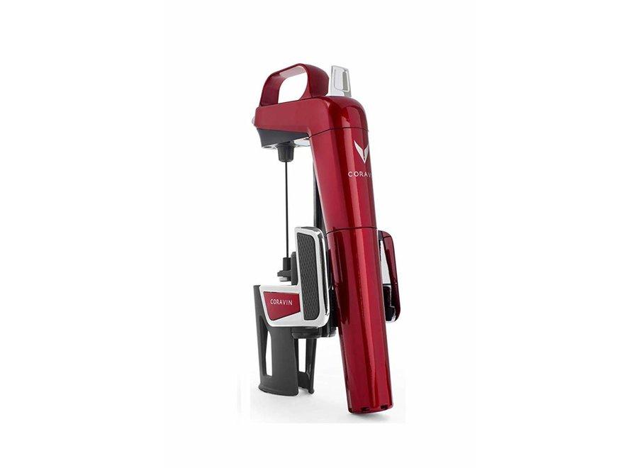 Model 2 Elite Cherry Red
