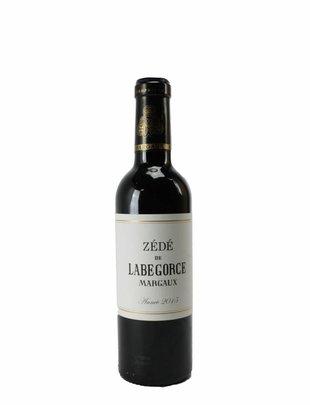 Zédé de Labégorce - Margaux 2015 - 37.5 cl