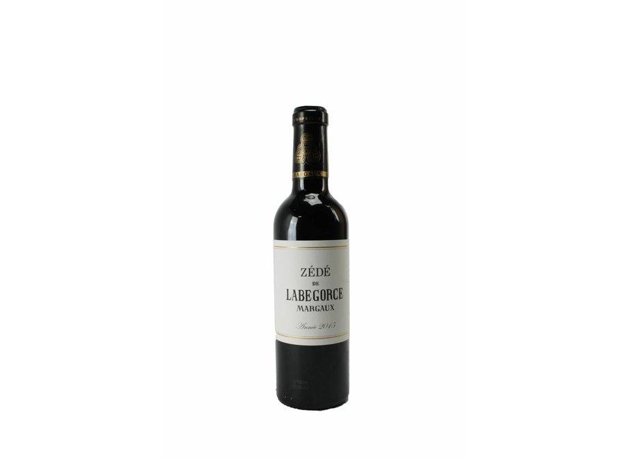 Zédé de Labégorce - Margaux 2017 (37.5 cl)