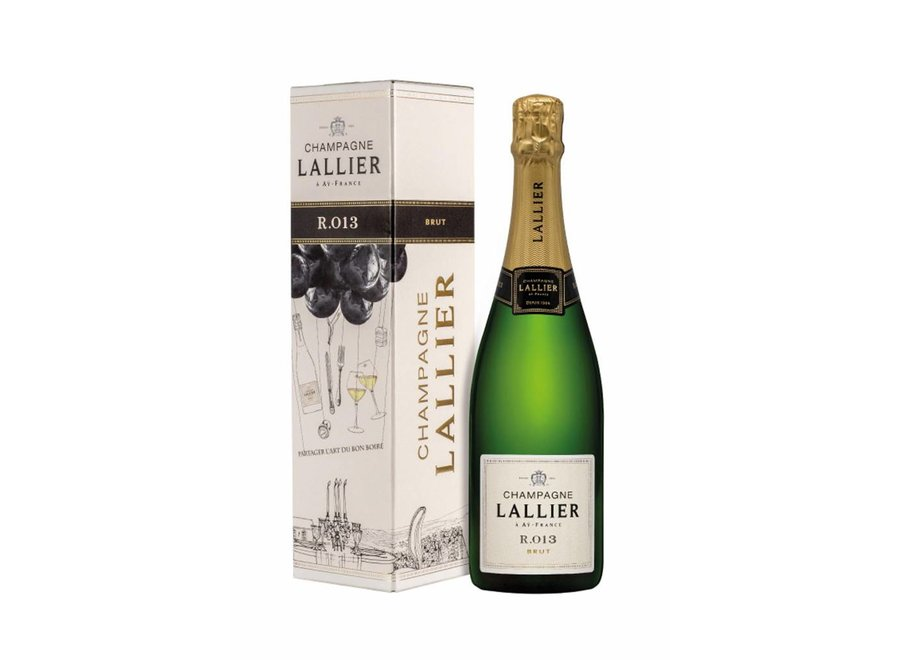 Champagne LALLIER R.015 | Grand Cru (Magnum)