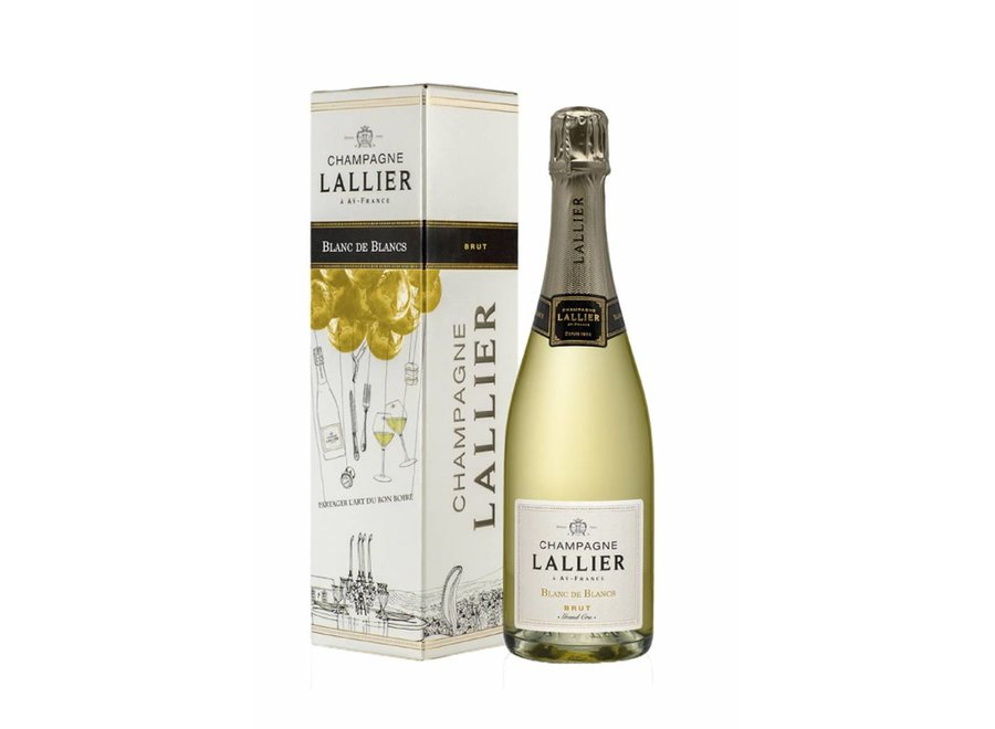 Champagne Lallier |  Blanc de Blancs 'Grand Cru'