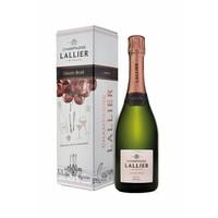Champagne Lallier - Rosé Grand Cru