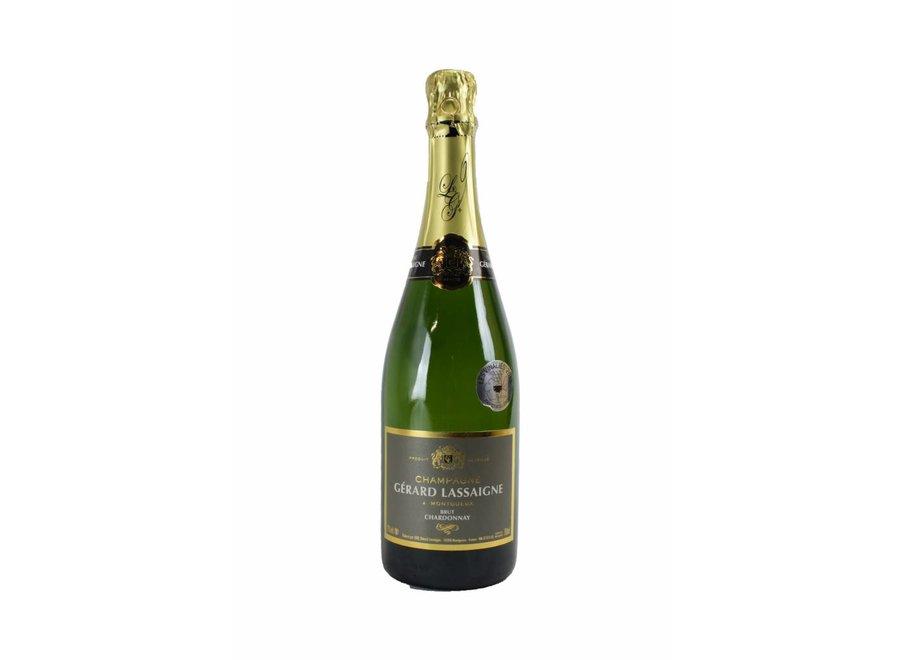 Champagne Gérard Lassaigne - Blanc de Blancs Brut (Magnum)