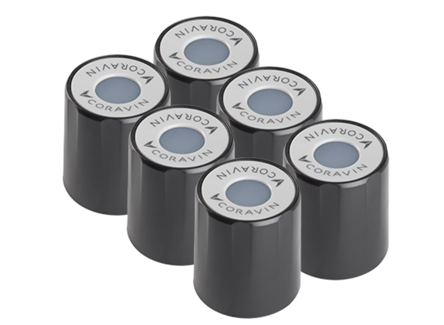 Standard Screw Caps (6 stuks)